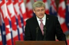 Listening to Canada's Prime Minister Stephen Harper, it often sounds as if terrorists are running amok across the country (AFP)