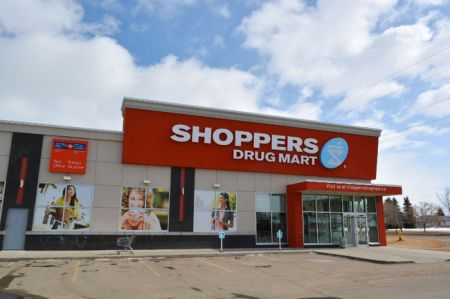 Devon's Shoppers Drug Mart at Southport Common is one of 18 stores across Canada to be sold as part of Loblaw's $12.4 billion acquisition of the country's largest pharmacy chain.